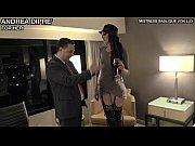 Picture Mistress Sablique Von Lux hits unpredictably...