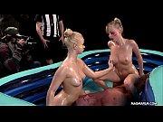 Picture MIA MAGMA Threesome Oil Fight