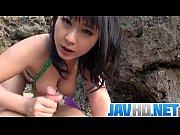 Picture Megumi Haruka amazes in outdoor blowjob scen