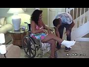Picture Margo Sullivan - Mom breaks her foot