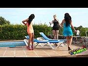 Picture Orgia en la piscina con Salma de Nora