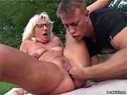 Vovó safada fazendo sexo com o seu neto tarado