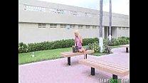 POVLife Sexy blonde teen Cassy Lynn POV hardcor...