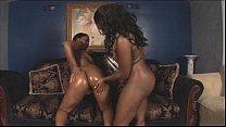 PornPros Ebony and Laylani Wide Open