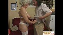 Scottish Old Granny Gets Fucked