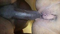 Closeup Interracial Pussy fucking