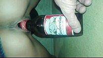 Rebolando na garrafa
