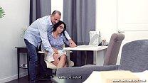 She Is Nerdy - Nerdy chick anally prepared