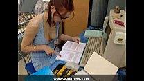 Study Break Babe