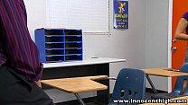 InnocentHigh Sexy latina schoolgirl teen classr...