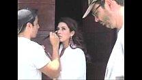 Fernanda Paes Leme Making of