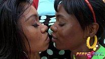 Pervcity Interracial Anal Threesome