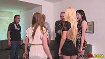 Deutsche Sexparty - Teil 1
