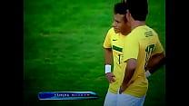 Paraguaia mais ? vontade que Neymar (que beleza...