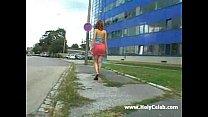 Lusty Lenka Gaborova Picked Up And Fucked.