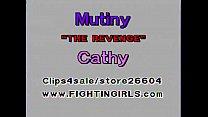 Mutiny wrestling vs ....