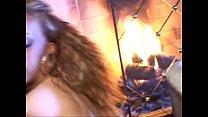 BBC Slides Inside Gorgeous Redbone Melrose Foxxx