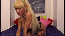 Hot blonde cam girl masturbating - www.camshowg...