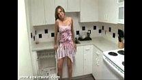 Anastasia Sweet Kitchen Fuck