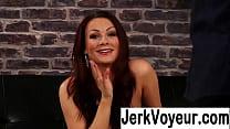 Lady Voyeurs - jerk off countdown