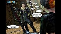 3D Comic: Legacy. Episodes 16-17