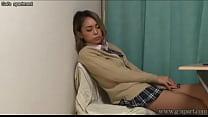 Voyeuring the panties of japanese schoolgirl fr...