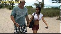 Latina Teen Impregnated By Stranger