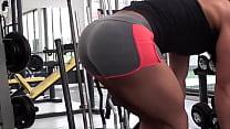 Eva Andressa SEXY Workout