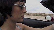 Topless Lesbians on Wheels