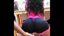 Twerking For Her Horny Friend