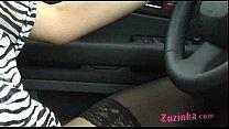 潮吹き,手マン,ローター,バイブ,電マ XVIDEO ---- 運転中のオーガズム - これを試してはいけませありません