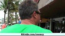 Money does talk - porn video 23