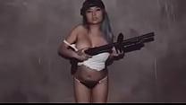 Cassie V guns