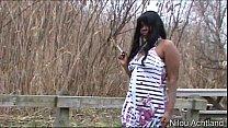 Smoking White & Pink Dress - NilouAchtland