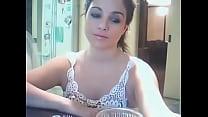 webcam la en maravillosas tetas y princesa de Cara
