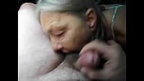 Abuelita arrechona
