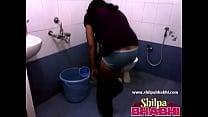 shi... - shower hot bhabhi shilpa housewife Indian