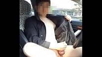 เกย์จีนสาวแหนโชว์ ไลฟ์บนรถท่าทางจะเงี่ยนอยากอัดตูดแล้วสินะ