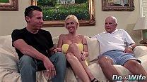 Blonde MILF Wife Big Cock Anal C
