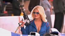 Drew Barrymore Hot in Charlie Angels