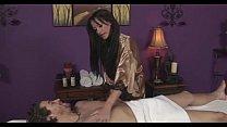 Randi Wright sexy milf sucking