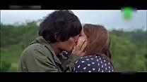 Hot Kajal kissed hard by Randeep (Ultra Slow Motion) in Do lafzon ki kahani part