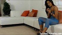 Worship Mistress Christina Aguchi's feet