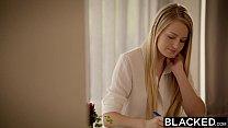 BLACKED First Big Black Cock For Blonde Scarlet...