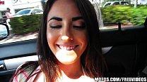 Mofos- Alexa Aimes Knows How To Make A Car Ride More Fun