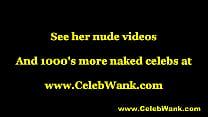 Christina Aguilera Nude Celebrity Video