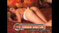 amber easton sexy strip