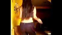 Chilena bailando sexy
