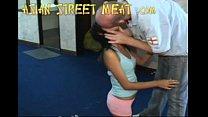 Sexo entre careca e morena safada em vídeo amador