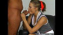 Smoking Blowjob - Brandi Belle